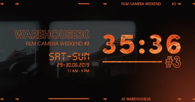 3536 Film Camera Weekend 3 งานกล้องฟิล์มแห่งปีที่คนรักกล้องฟิล์มห้ามพลาด