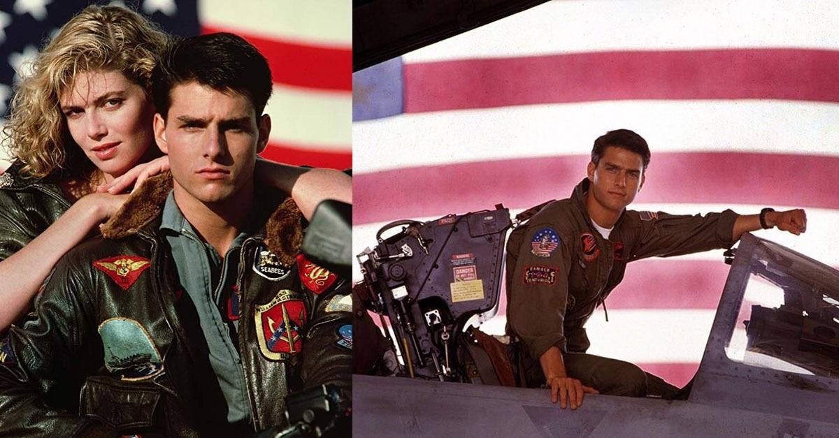 สรุปเนื้อเรื่อง  รีวิว Top Gun 1986
